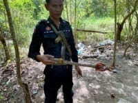 wildlife crime Wildlife Alliance – Committed to combating wildlife crime homemade gun 200x150