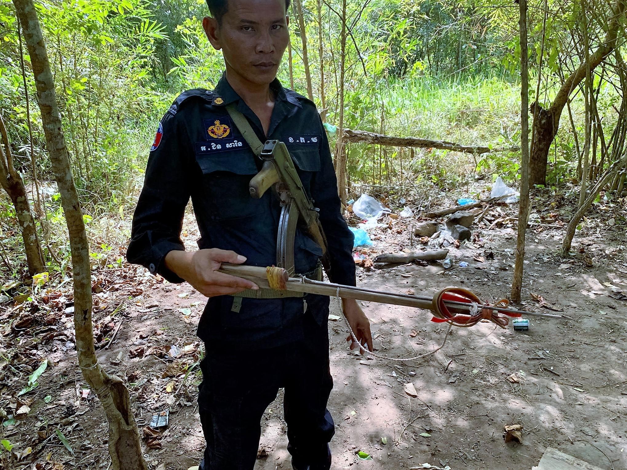wildlife crime Wildlife Alliance – Committed to combating wildlife crime homemade gun