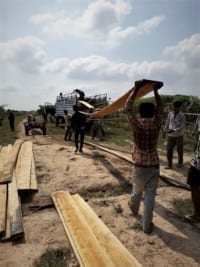construction timber Construction Timber seized Construction Timber seized in raids in Cambodia 4 200x267