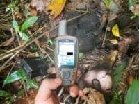 Elephant Monitoring elephant dung GPS 200x150