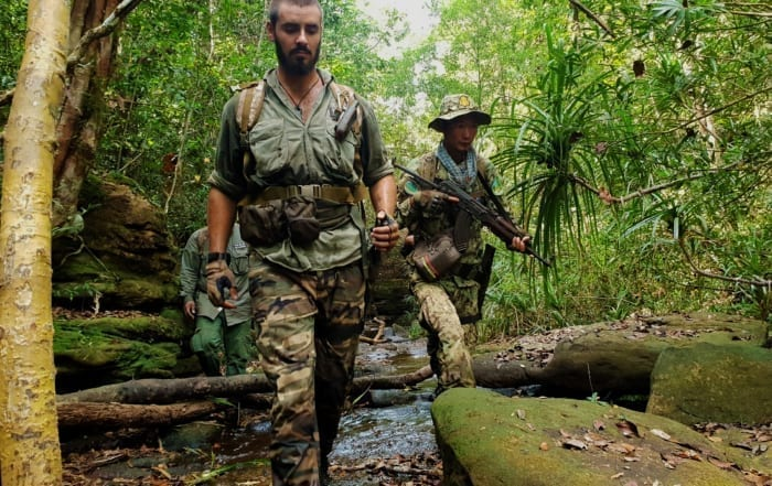 sponsor the siamese crocodile station Sponsor the Siamese Crocodile Station Wildlife Alliance ranger 700x441