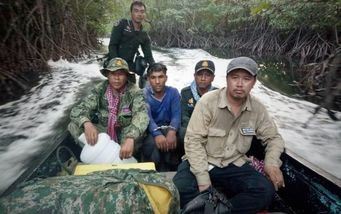 sponsor the asian elephant station Sponsor the Asian Elephant Station logger arrested 700x441