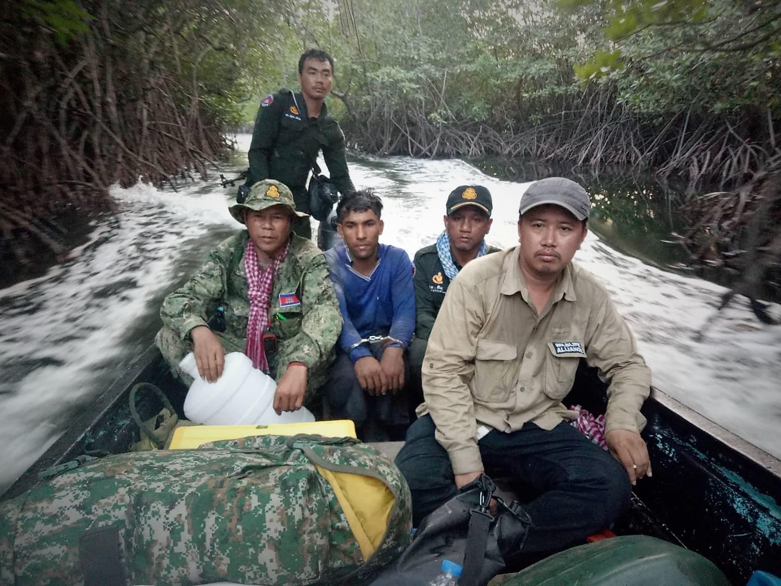 saving the rainforest Saving the rainforest logger arrested
