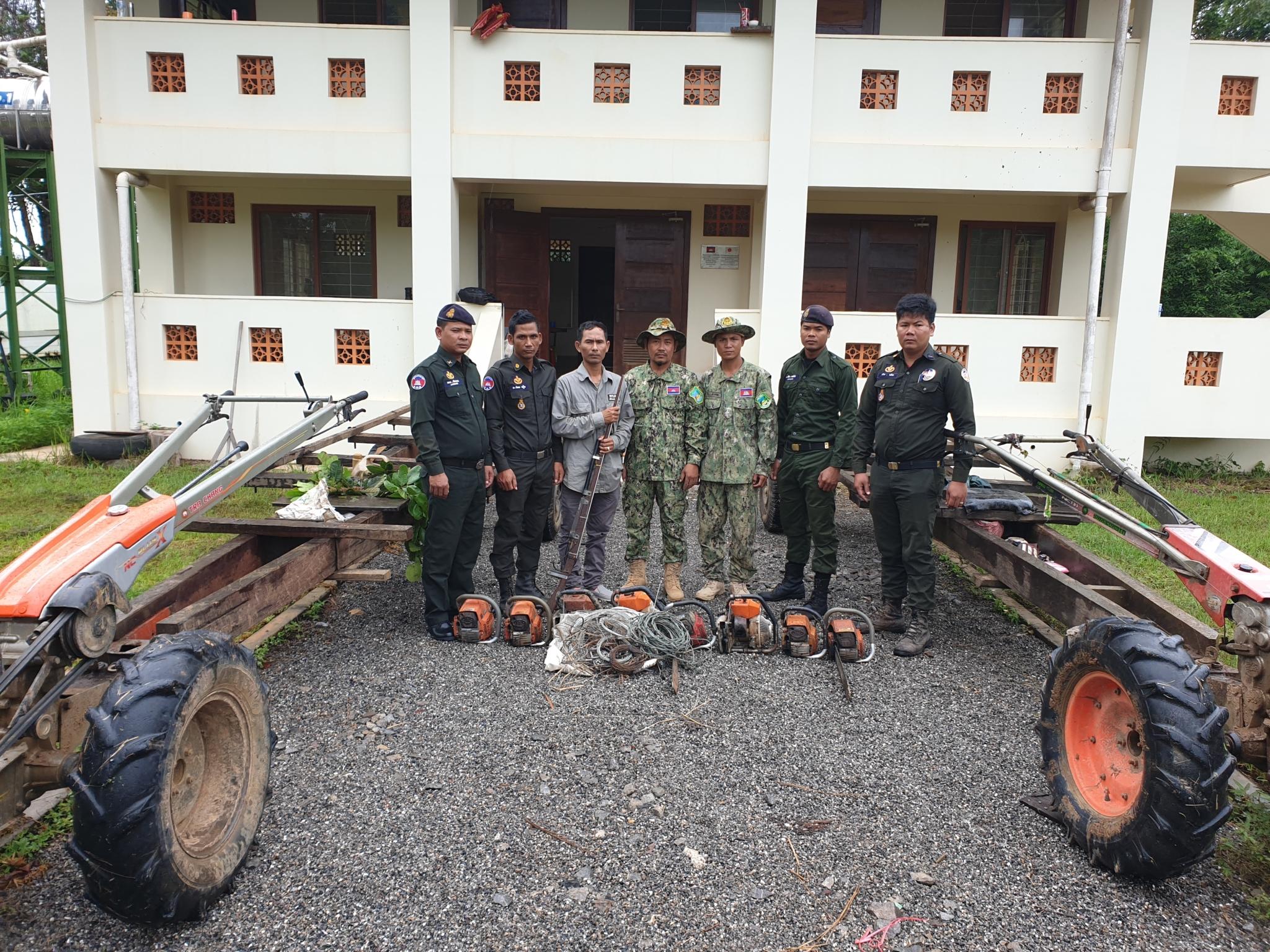 Wildlife Alliance Rangers Cardamom