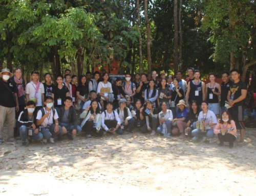 Volunteers cleanup Phnom Tamao Wildlife Rescue Center