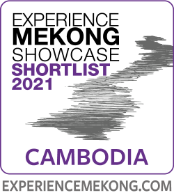 Experience Mekong Showcase Shortlist 2021 Wildlife Release Station Cambodia Badge small